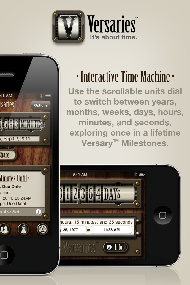 Versaries: Time Machine with Walgreens Create a Card